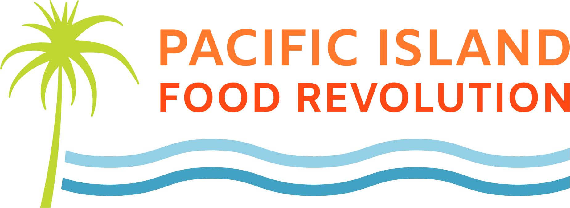 Pacific Island Food Revolution Logo